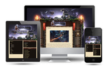 Lost Worlds HTML Template