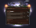 Lost Worlds phpBB Skin