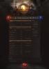 Diablo Forum PSD Design