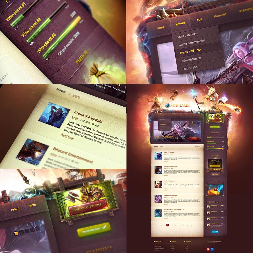 Game Portal HTML Template on kodu game design, google sketchup game design, web game design, android game design, photoshop game design, uat game design, rpg game design,