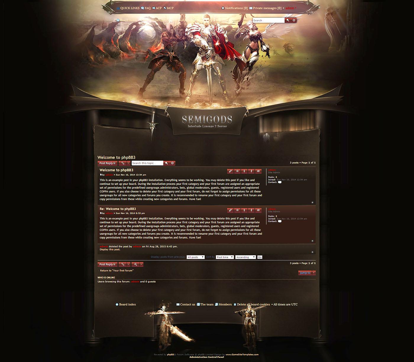 Gods Forum